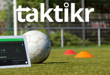 taktikr ist der digitale Berater für Amateur-Fußballtrainer