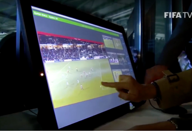 Fünf Innovationen beim Confed Cup 2017