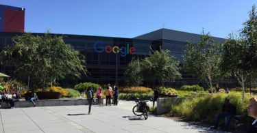 Google, Google Campus, Google-Jobs