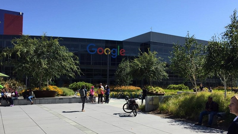 Google, Google Campus, Google-Jobs