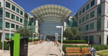 Apple, Apple Campus, Apple Park, Cupertino, Apple-Rundgang, Mitarbeiter