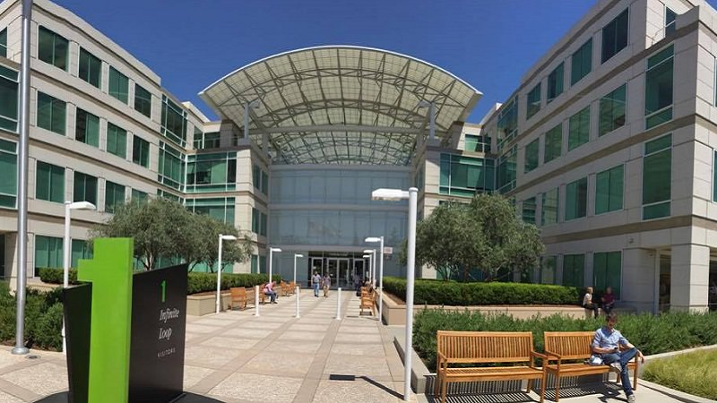Apple, Apple Campus, Apple Park, Cupertino, Apple-Rundgang, Mitarbeiter, Snapchat-Übernahme, wertvollste Unternehmen
