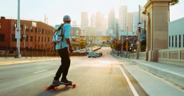 Boosted Board City