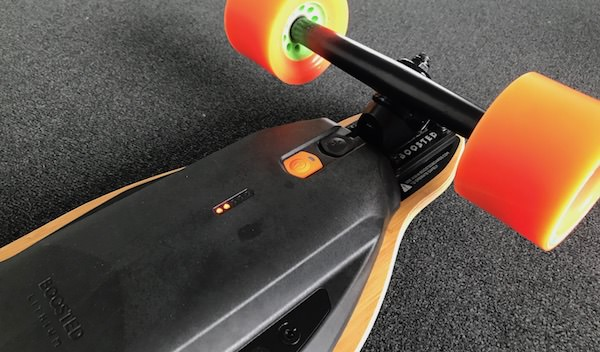 Boosted Board Front down
