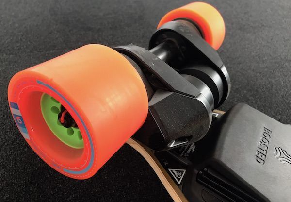 Boosted Board Heck down
