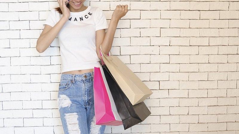 Tasche, Einkaufstasche, Shopping, Onlineshopping, Einkaufsverhalten