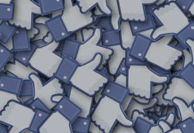 Facebook, Like, Facebook-Seite