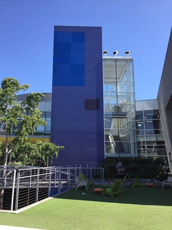 Google, Google Campus