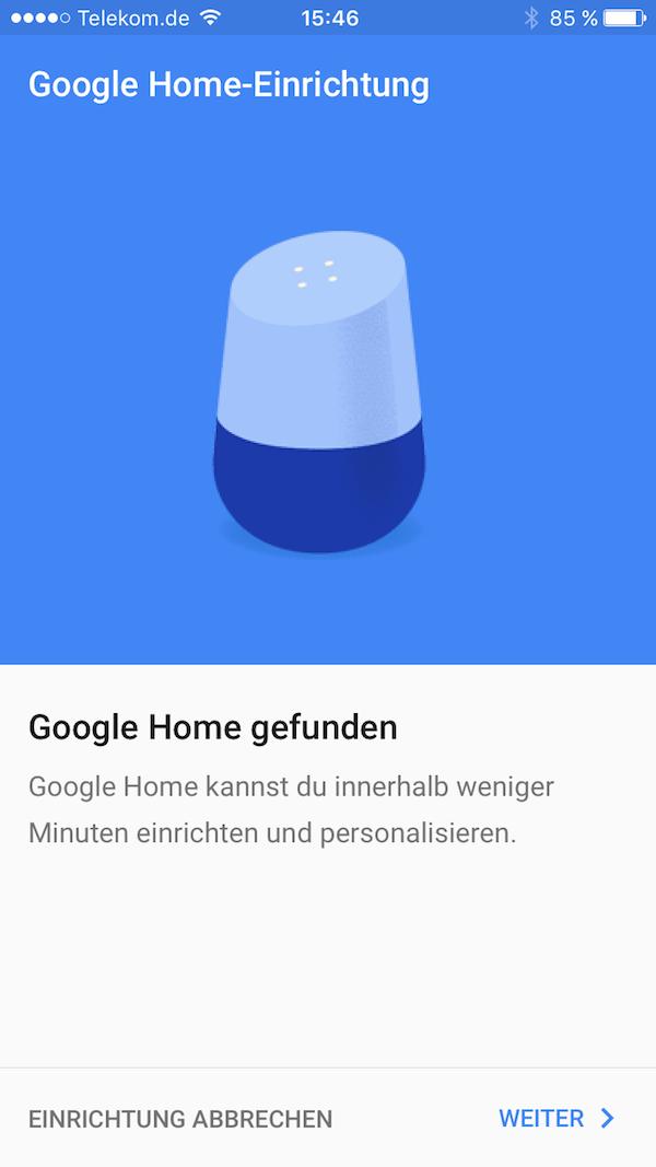 Google Home Einrichtung Erklärung Anleitung How To