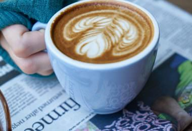 Kaffee, Zeitung, Influencer, Influencer Marketing