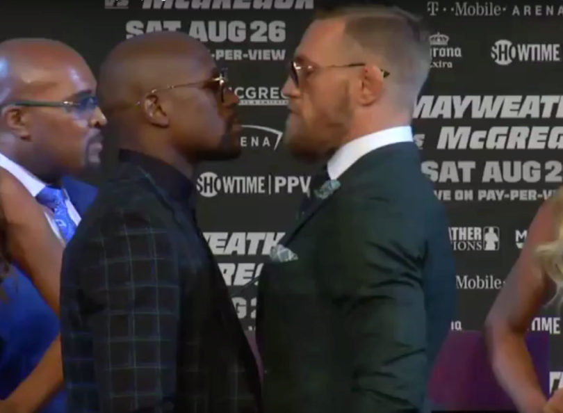 Mayweather vs. McGregor: Big Business