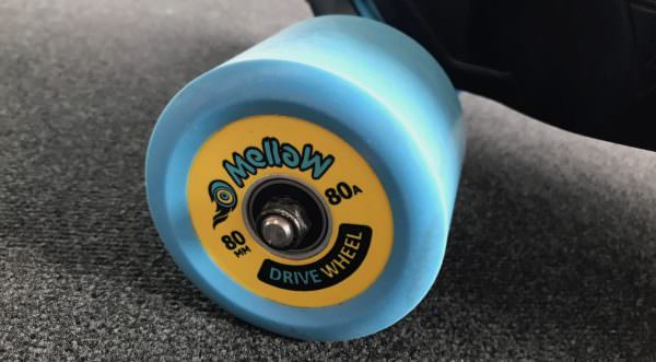 Mellow Board Surfer Rad