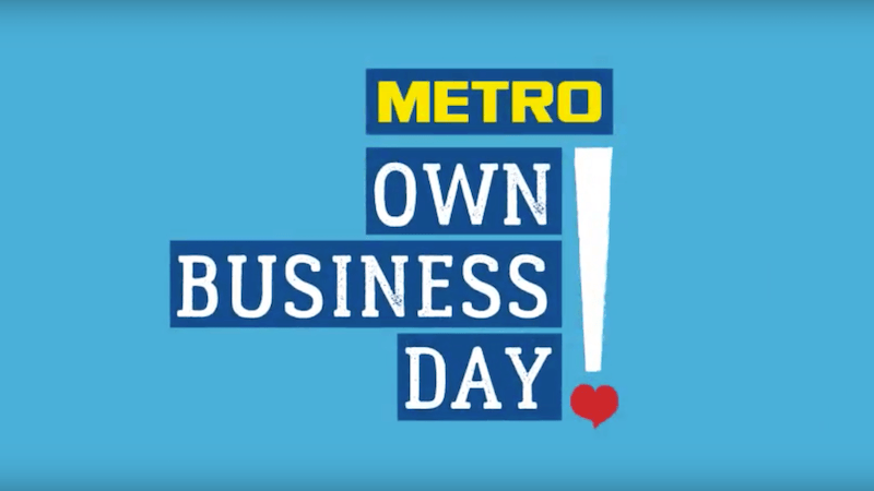 METRO Own Business Day