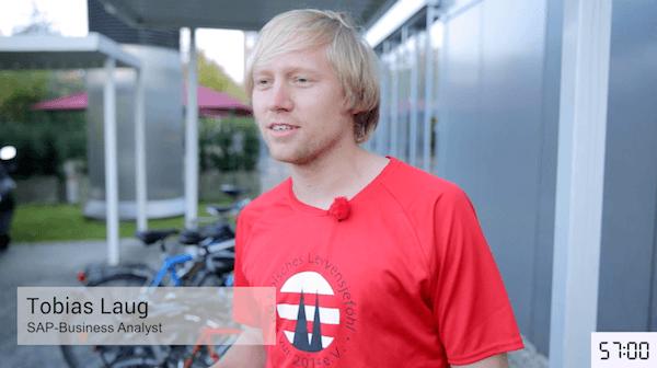 REWE Systems GmbH – Mitarbeitervideo