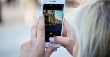 Smartphone, Urlaub