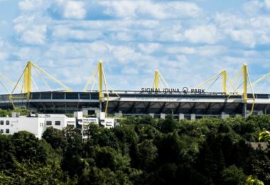 Der deutsche Clásico im DFL-Supercup 2017