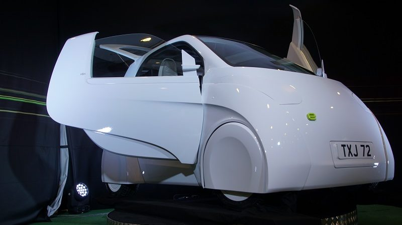 enjoy Elektroauto 3D-Druck