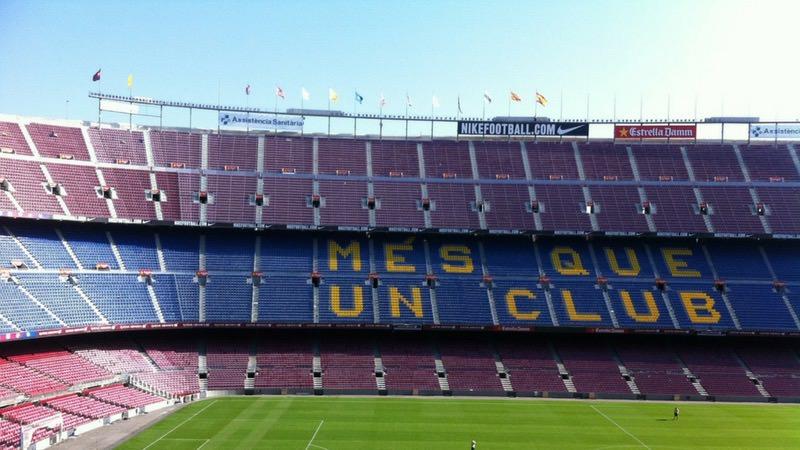 FC Barcelona engagiert sich beim Mobile World Congress