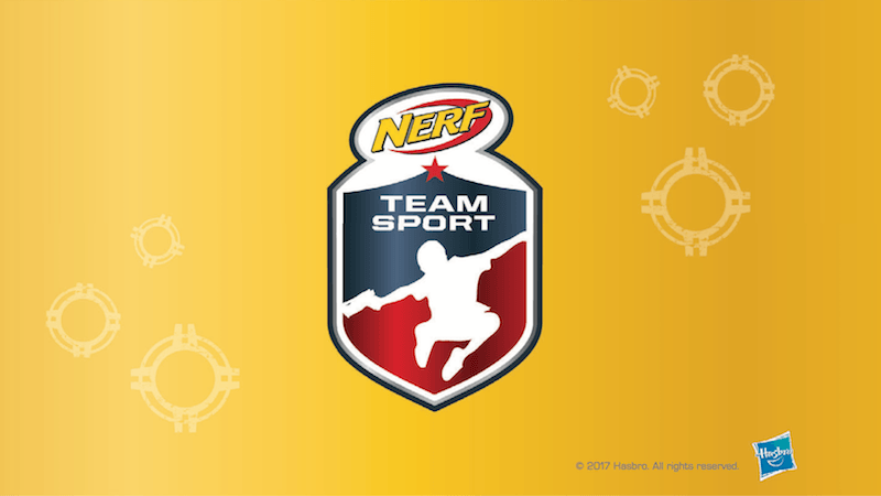 Nerf Teamsport Header