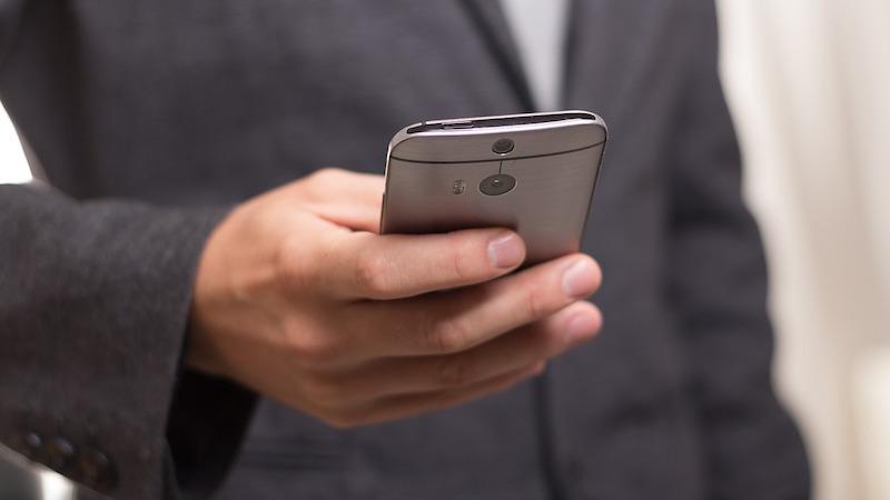 Smartphone mobil