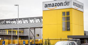Amazon, Logistikzentrum, Amazon-Bestseller
