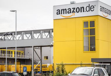 Amazon, Logistikzentrum, Amazon-Bestseller
