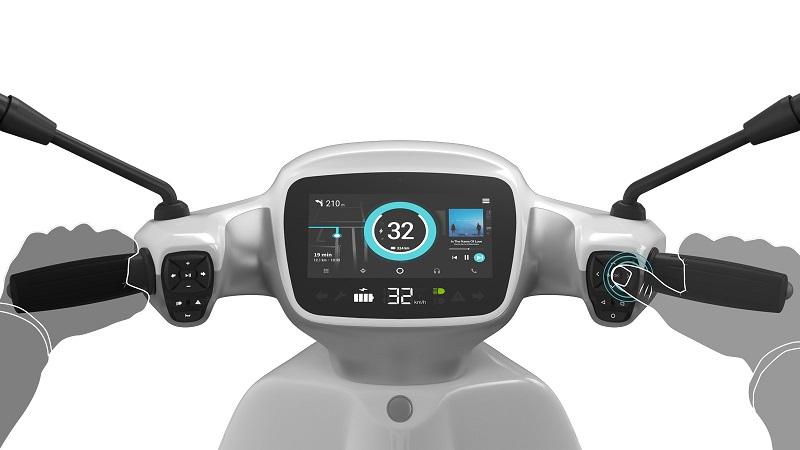 Touchscreen AppRoller Bolt