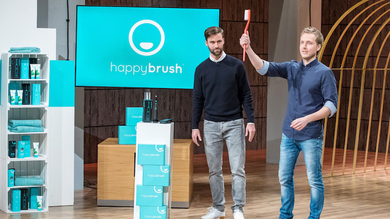 Happy Brush Happybrush Die Höhle der Löwen Ralf Dümmel VOX kaufen Amazon