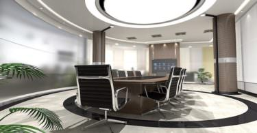 Licht LED Beleuchtung Büro