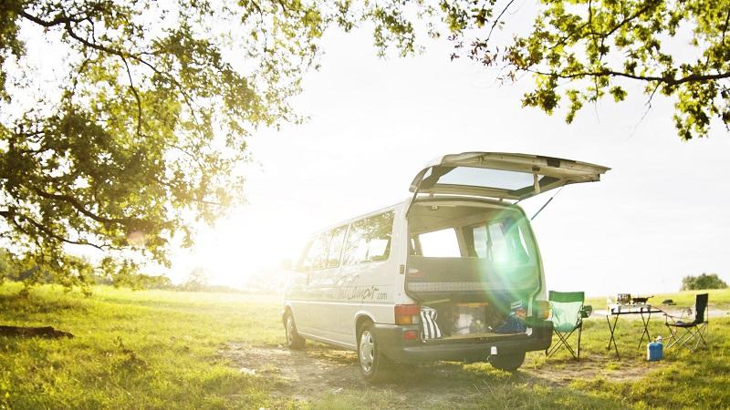Paul Camper Camping