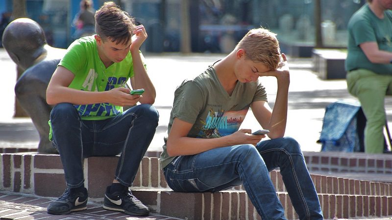 Pokemon Go, Smartphone, Innenstadt, Pokemon Go 2017