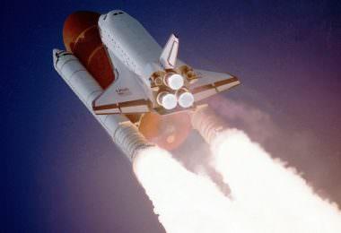 Raumschiff, Rakete, Space, Space Shuttle, Growth, Wachstum, Growth Hacking