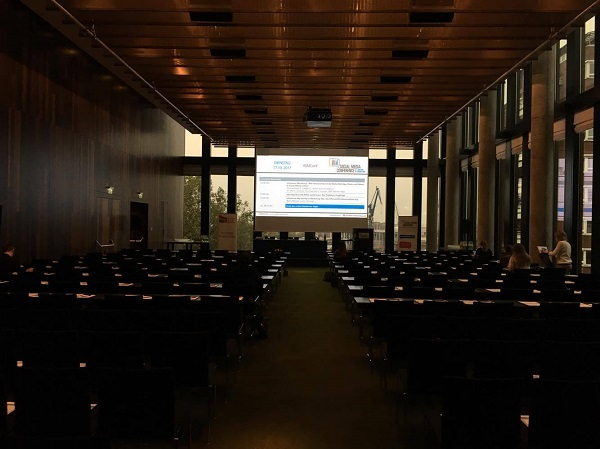 Social Media Conference, Hamburg, Empire Riverside