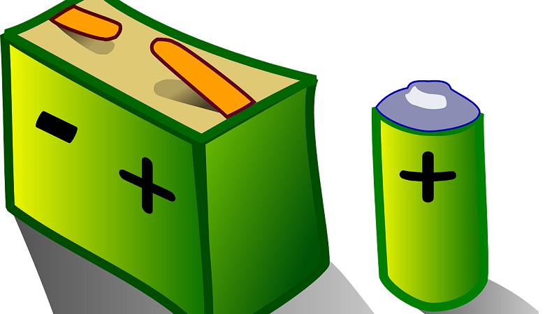 Batterie Akku Recycling