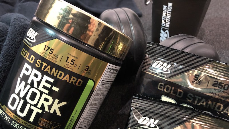 Golf Standard Zone Optimum Nutrition The Zone