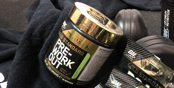 Gold Standard Zone Optimum Nutrition The Zone Pre Workout