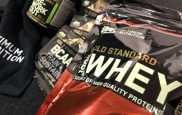 Gold Standard Zone Optimum Nutrition The Zone Whey
