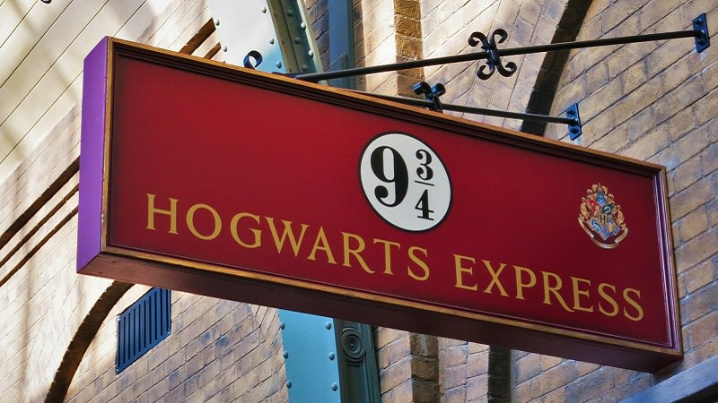 Harry Potter, Harry Potter Go, Hogwarts, Hogwarts Express, Harry Potter: Wizards Unite