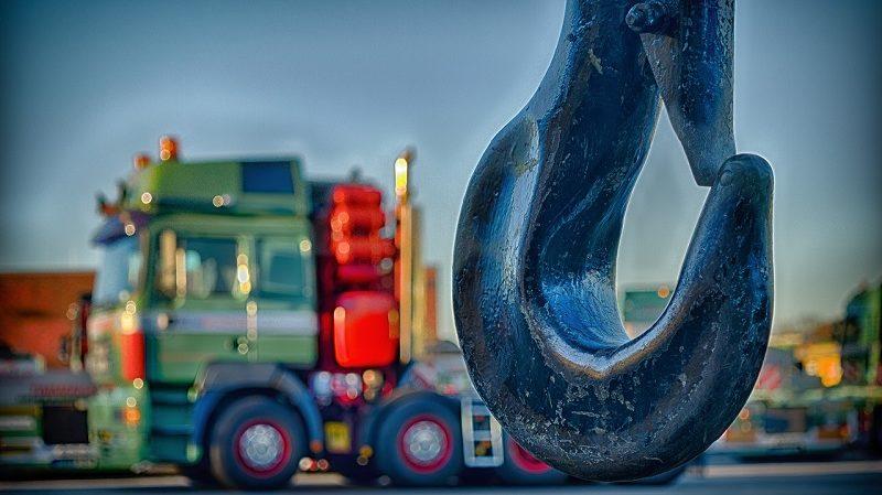 LKW Frachten Logistik
