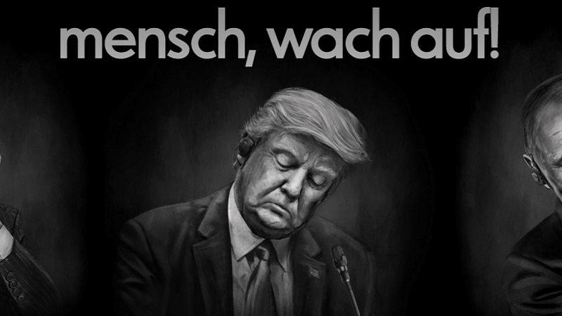Kampagne, Kommunikation, Fritz-Kola, Donald Trump, Jahr 2017