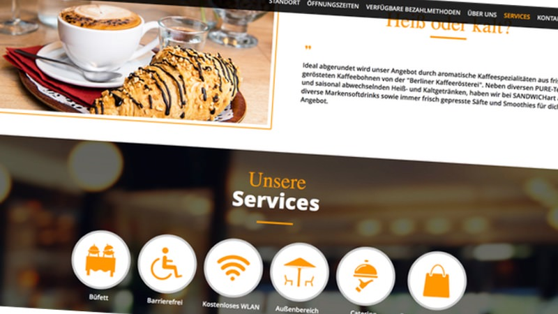 METRO kostenlose Website