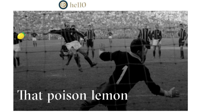 Inter Mailand: Storytelling seit 110 Jahren
