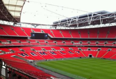 Wembley-Stadion führt kontaktloses Ticketing ein