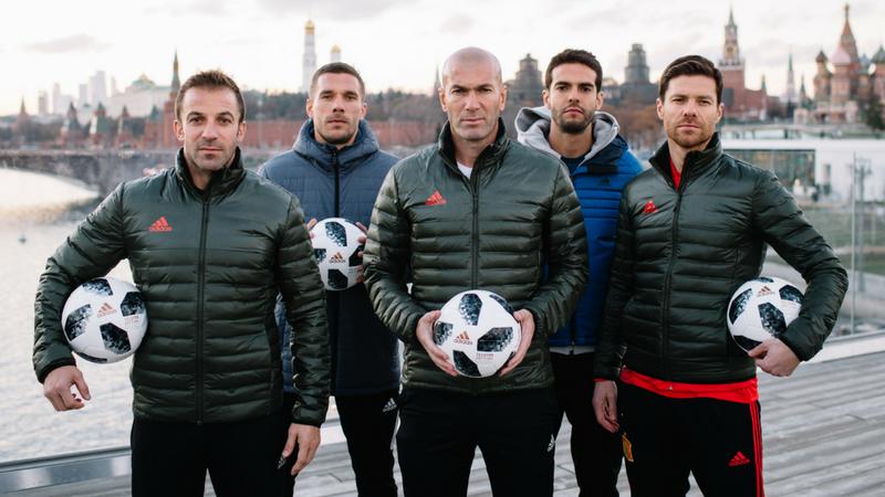 Telstar 18: Adidas präsentiert smarten WM-Ball