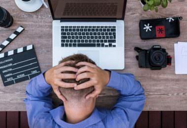 Verzweiflung, Angst, Scheitern, Gründer, Komplexität