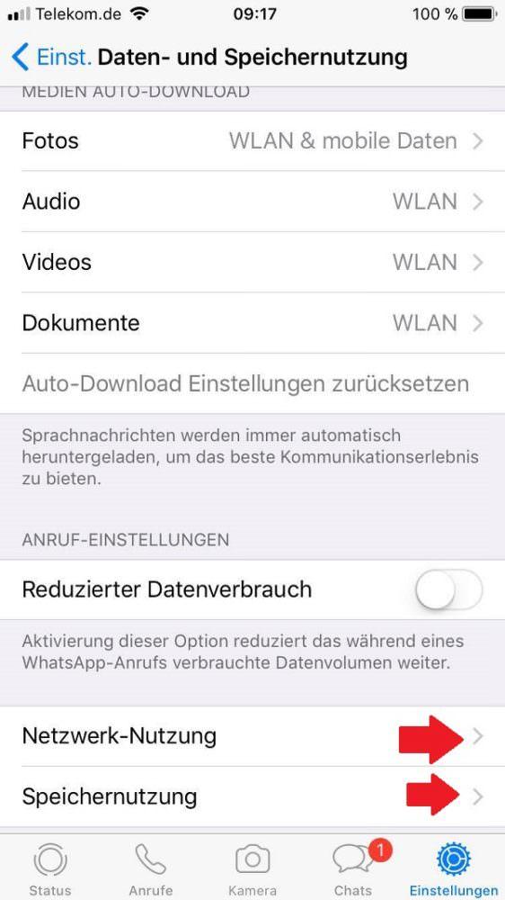 WhatsApp, WhatsApp Top-Kontakte, Top-Kontakte