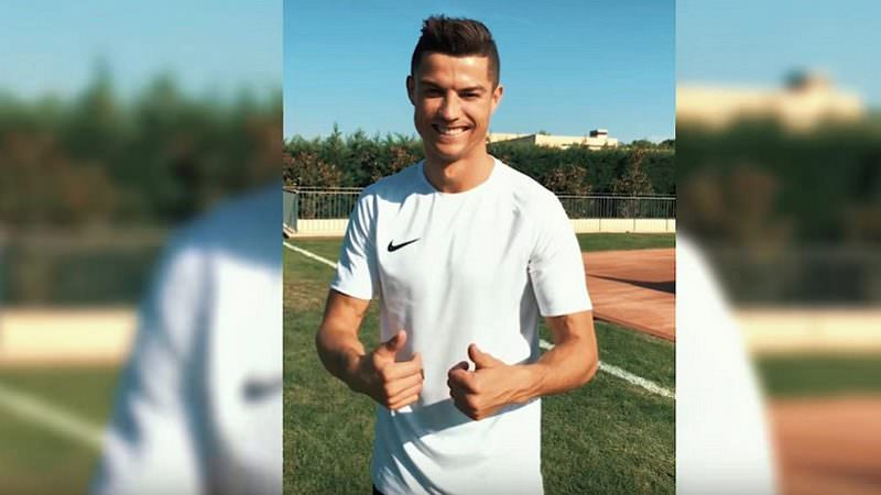 Cristiano Ronaldo, CR, CR7, Instagram-Videos