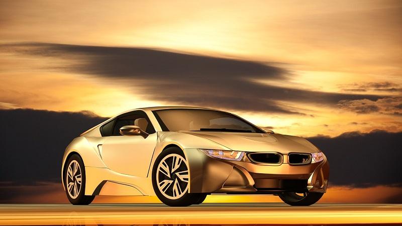 Elektroauto Sportauto
