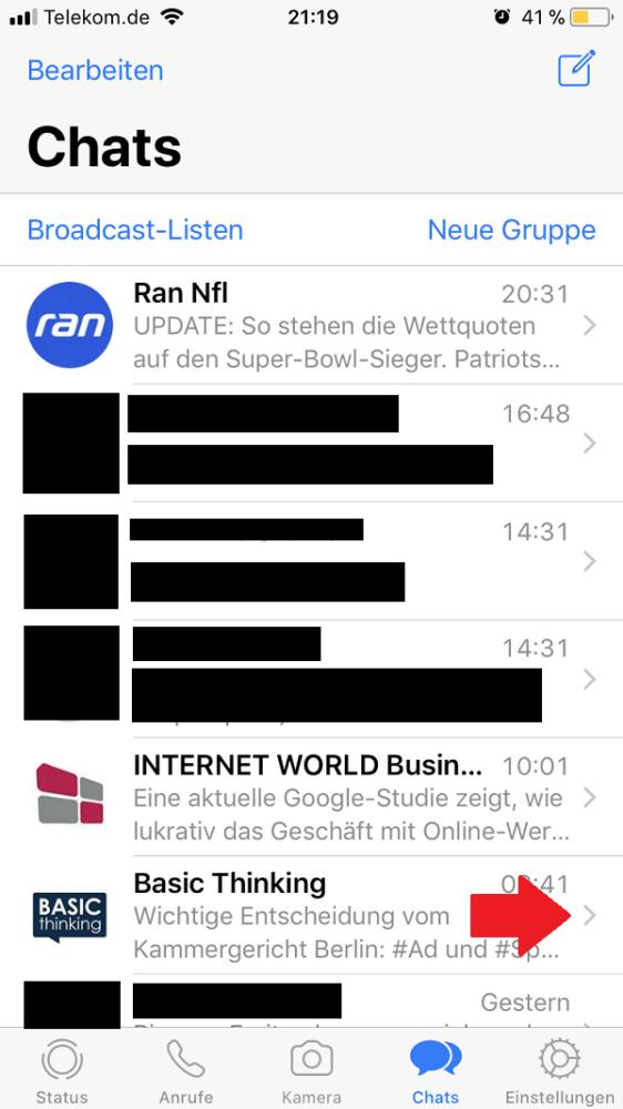WhatsApp, Sprachnachricht, Audio, WhatsApp-Sprachnachrichten