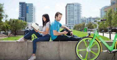 LimeBike Bikesharing